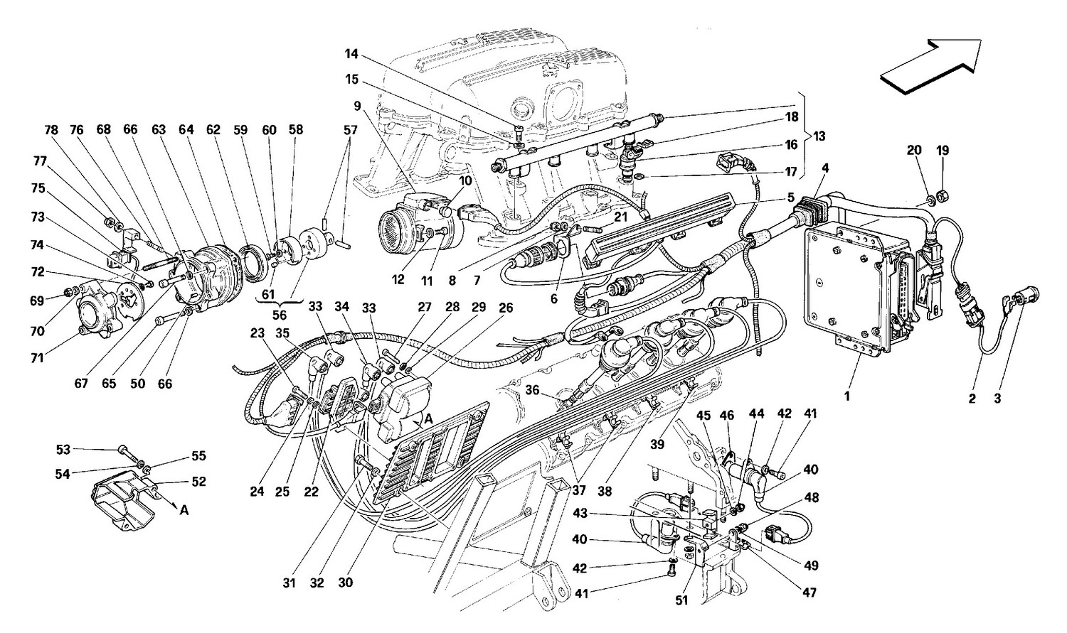 Table 7 - Air Injection - Ignition